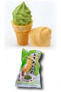 大谷園茶舗 宇治茶ソフトクリーム