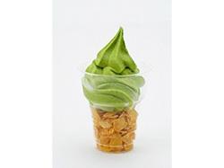 宇治茶ソフトカップ
